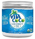 Vita Coco Organic Virgin Coconut Oil, 54 Oz - Non GMO Cold Pressed...