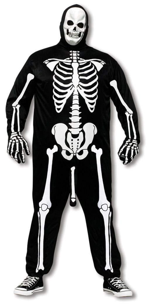 Horror-Shop Córnea Skeleton Costume Plus Size: Amazon.es ...