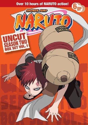 Naruto Uncut Box Set: Season 2, Vol. 1 - Naruto Uncut Box Set