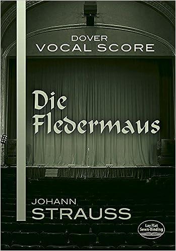 Die Fledermaus Vocal Score