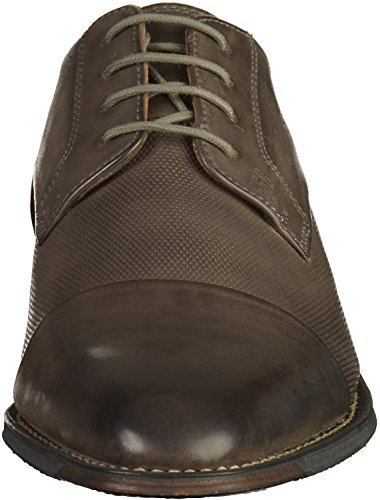 Gordon & Bros S160747 Herren Businessschuhe Grau