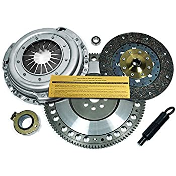 EFT CLUTCH KIT+RACE FLYWHEEL BMW 323 325 328 330 525 528 530 Z3 2.5L 2.8L 3.0L