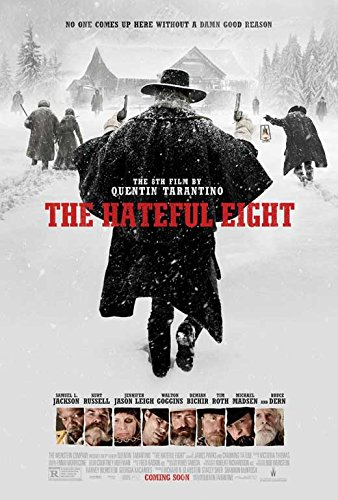 The Hateful Eight Movie Poster Style A Unframed
