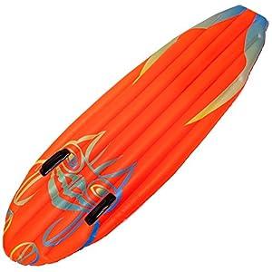 Surferboard Beach Surfer Hawaii Luftmatratze Surfbrett Stand 145x45cm
