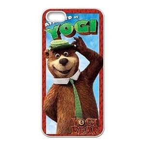 Steve-Brady Phone case Yogi Bear Protective Case For Apple iphone 6 plus Cases Pattern-18