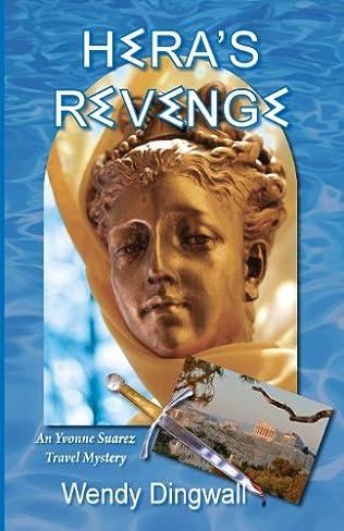 book cover of Hera\'s Revenge