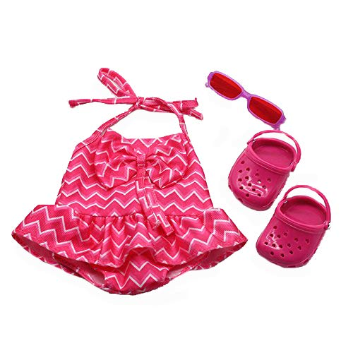 Used, papabasi 45cm 18inch Girl Doll Bikini Summer Swimming for sale  Delivered anywhere in USA