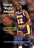 img - for Earvin 'Magic' Johnson book / textbook / text book