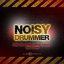 Noisy Drummer - Over 3000 Noisy Drum Sou...