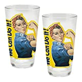 Vandor Smithsonian Rosie The Riveter 2 Piece 16