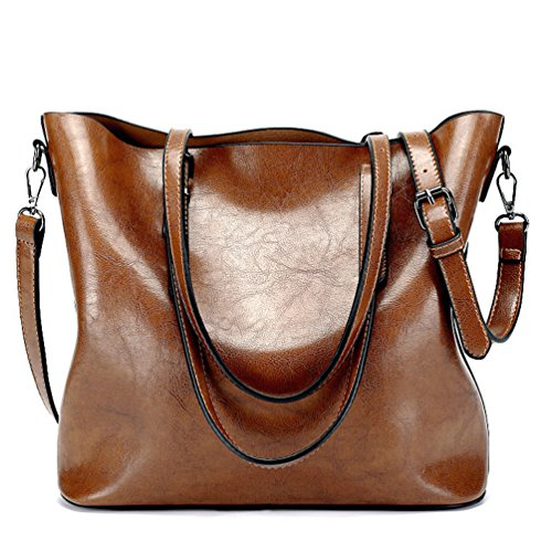 SiMYEER-Women-Top-Handle-Satchel-Handbags-Shoulder-Bag-Top-Purse-Messenger-Tote-Bag