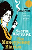 Secret Servant by Kate Westbrook front cover