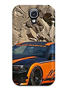 Faddish Phone Ford Case For Galaxy S4 / Perfect Case Cover by icecream design