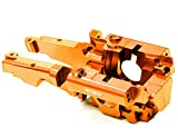 Integy RC Model Hop-ups T3296ORANGE Billet Machined Rear Bulkhead for 1 10 Traxxas E-Revo Revo 3.3
