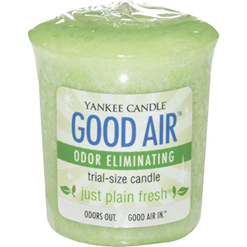 Good Air Votive Air Freshener Candle by Yankee Candle (Image #1)