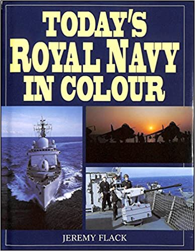 Book Today's Royal Navy in Colour