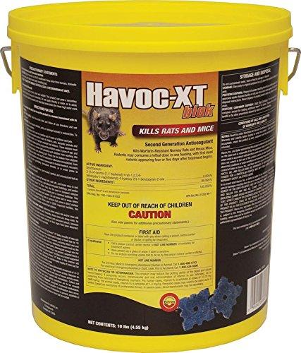Havoc- XT Blok Pail (10lb)