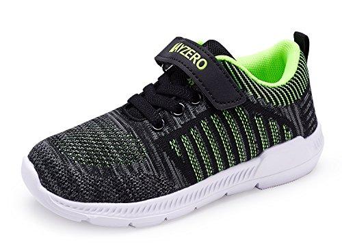 Green Girls Sneakers - 8