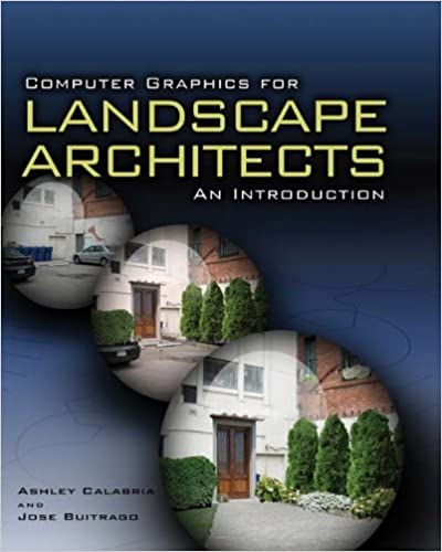 Computer Graphics for Landscape Architects: An Introduction