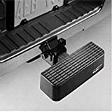 weathertech bumper step - WeatherTech 8ABS2WHP1 Bumper Step with Hitch