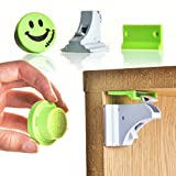 Child Proof Magnetic Cabinet Locks – 8 Easy to Install Baby Locks for Cabinets and Drawers – Heavy Duty Child Home Safety Kit with 3M Adhesive – Perfect for New Parents and Grandparents by SafetyStork