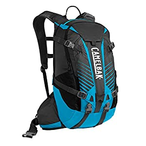 CamelBak K.U.D.U. 18 Cycling Backpack Charcoal/Atomic Blue