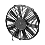 Spal 30100384 12'' Straight Blade Low Profile Fan