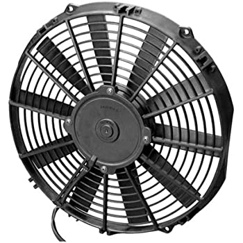 Amazon Com Spal 30102030 Pusher Fan 12in High Performance Curved