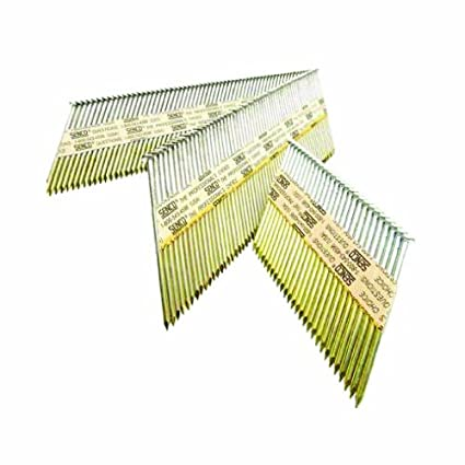 SENCO FASTENING SYSTEMS HE27ASBX 2.5K 3x.120 Frame Nail - Collated ...