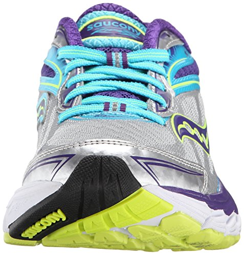 silver purple W Women's Ride 8 Saucony Running blue Multicolor xqHY7wpg