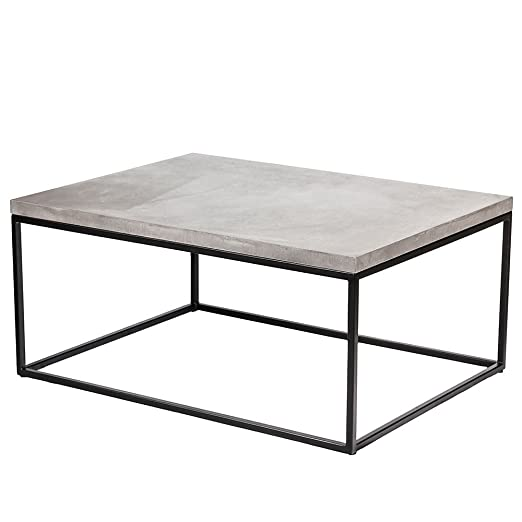 B2manufaktur Design Beton Loungetisch Couchtisch Beistelltisch