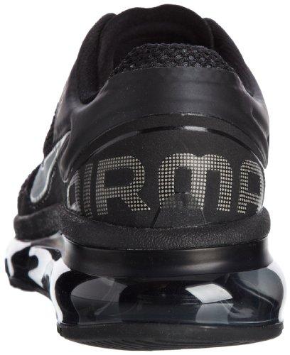 Air Max 2014 Des Femmes De Chaussures De Sport Noires