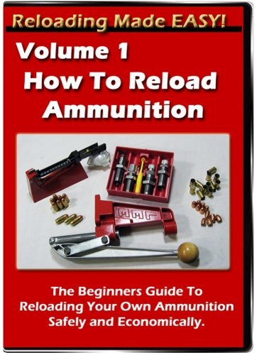 How To Reload Ammunition - Reloading Made EASY - Vol. 1 by Keith Stickley (Narrator)