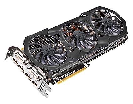 Gigabyte GeForce GTX 970 G1 - Tarjeta gráfica VGA NVIDIA (4 GB, GDDR5, PCIe, DVI, HDMI)