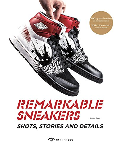 - Remarkable Sneakers: Shots, Stories and Details