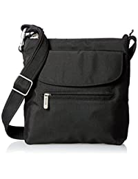 Travelon Anti-Theft Classic Mini Shoulder Bag, One Size, Black