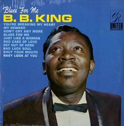 B.B. King - Blues For Me (Lp Record) - Zortam Music