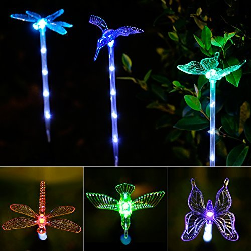 Light Up Garden Stakes in US - 7