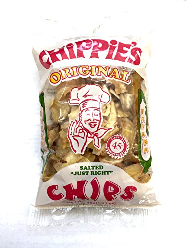 Chippie's Banana Chips - 1oz (Pack of 12) ()