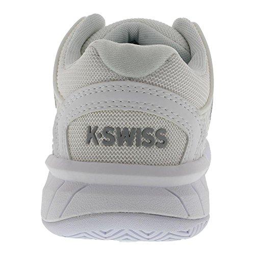 Scarpe Da Tennis Da Donna K-swiss Express-w Di K-swiss Bianche / Highrise