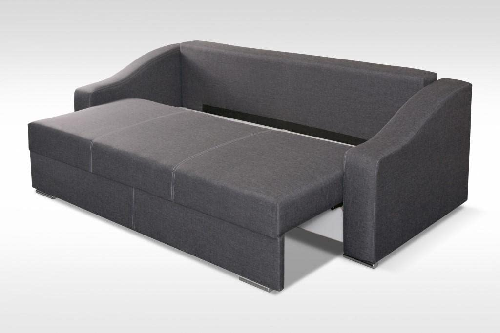 Oasis groß Stoff Sofa Couch mit Storage Schlafbereich ...