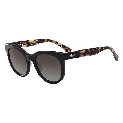 80cadc2a1e20 Amazon.com  Sunglasses LACOSTE L 850 S 001 BLACK  Clothing