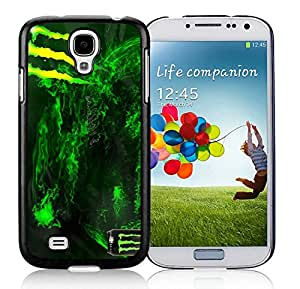 New Custom Designed Samsung Galaxy S4 I9500 i337 M919 i545 r970 l720 Phone Case With Monster 29 Black Phone Case