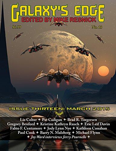 Galaxy's Edge Magazine: Issue 13, March 2015 (Galaxy's Edge)