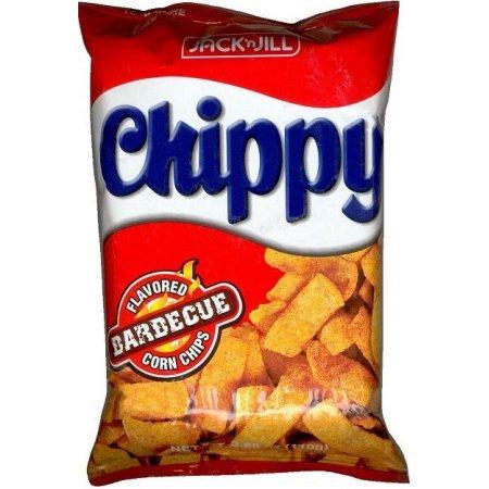Jack 'n Jill Corn Chips Barbecue 3.88 Oz