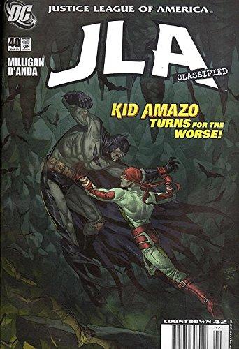 JLA: Classified (2004 series) #40 (Jla Classified Series)