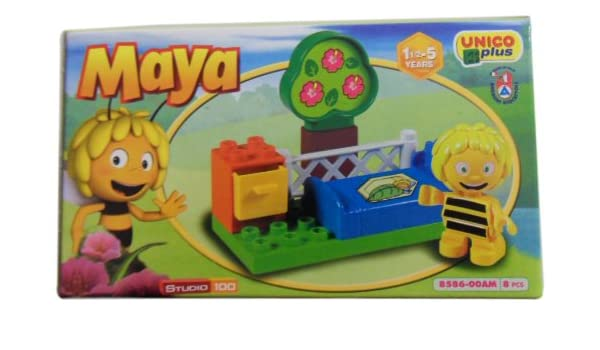 Amazon.com: WDK Partner – Maya The Bee a1301828 – Jeux de ...