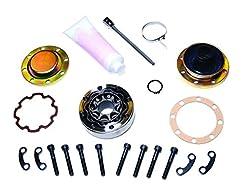 TeraFlex 1744014 Factory Replacement Kit...