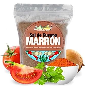Agave Worm Salt – Sal de Gusano Marron