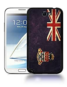 Caymanlands National Vintage Flag Phone Designs For SamSung Note 4 Case Cover